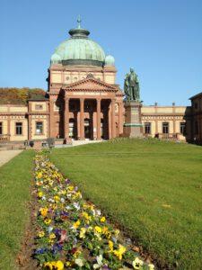 Kaiser Wilhelmsbad Bad Homburg